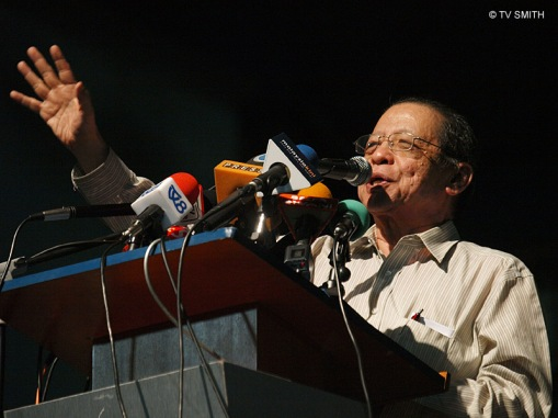 The Great General - Lim Kit Siang